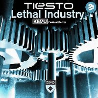 Cover Tiësto - Lethal Industry [2016]